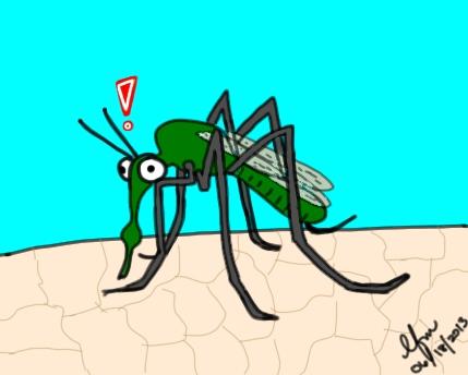 Mosquito choke